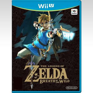 THE LEGEND OF ZELDA: BREATH OF THE WILD (Wii U)