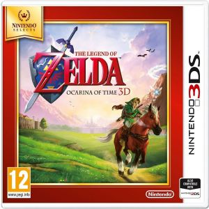 THE LEGEND OF ZELDA: OCARINA OF TIME - SELECTS (3DS, DS)