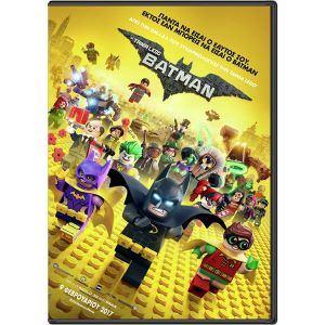 THE LEGO BATMAN MOVIE - H TAINIA LEGO BATMAN (DVD)