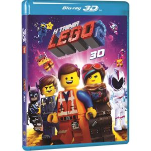 THE LEGO MOVIE 2 (BLU-RAY 3D + BLU-RAY 2D)
