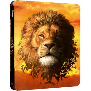 THE LION KING [2019] Limited Edition Steelbook [Imported] (BLU-RAY)