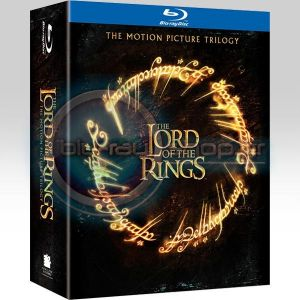 THE LORD OF THE RINGS TRILOGY - Η ΤΡΙΛΟΓΙΑ ΤΟΥ ΑΡΧΟΝΤΑ ΤΩΝ ΔΑΧΤΥΛΙΔΙΩΝ (3 BLU-RAY + 3 DVD)