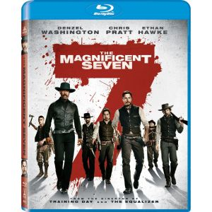 THE MAGNIFICENT SEVEN [2016] - ΚΑΙ ΟΙ 7 ΗΤΑΝ ΥΠΕΡΟΧΟΙ [2016] (BLU-RAY) ***SONY EXCLUSIVE***