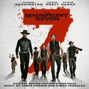 THE MAGNIFICENT SEVEN - THE ORIGINAL MOTION PICTURE SOUNDTRACK (AUDIO CD)