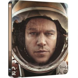 THE MARTIAN 3D - Η ΔΙΑΣΩΣΗ 3D Limited Edition Steelbook (BLU-RAY 3D + BLU-RAY)