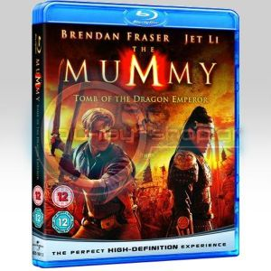 THE MUMMY: TOMB OF THE DRAGON EMPEROR - Η ΜΟΥΜΙΑ: Η ΑΥΤΟΚΡΑΤΟΡΙΑ ΤΟΥ ΔΡΑΚΟΥ (BLU-RAY)