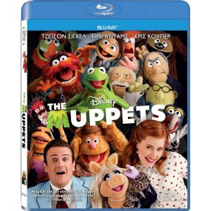 THE MUPPETS MOVIE - THE MUPPETS (BLU-RAY) & ΜΕΤΑΓΛΩΤΤΙΣΜΕΝΟ
