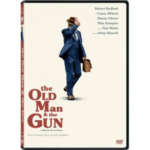 THE OLD MAN AND THE GUN - Ο ΚΥΡΙΟΣ ΚΑΙ ΤΟ ΟΠΛΟ (DVD)