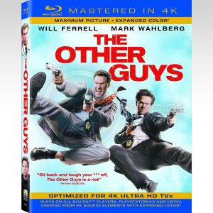 THE OTHER GUYS - ΜΠΑΤΣΟΙ ΑΠΟ ΤΟΝ ΠΑΓΚΟ [4K MASTERED] (BLU RAY)