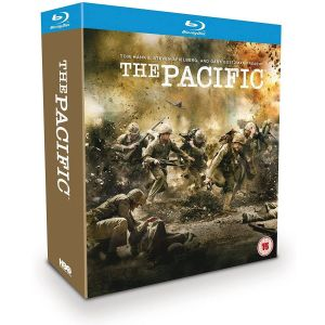 THE PACIFIC - Complete HBO Series DigiPack (6 BLU-RAY)