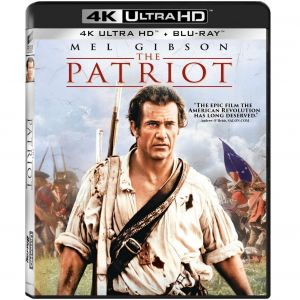 THE PATRIOT 4K+2D (4K UHD BLU-RAY + BLU-RAY)