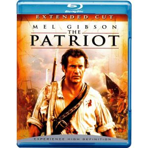 THE PATRIOT Extended Cut - Ο ΠΑΤΡΙΩΤΗΣ Extended Cut (BLU-RAY)