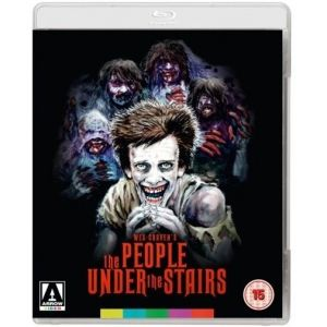 THE PEOPLE UNDER THE STAIRS [1991] [Imported] (BLU-RAY)