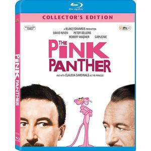 THE PINK PANTHER (1964) - Ο ΡΟΖ ΠΑΝΘΗΡΑΣ (1964) (BLU-RAY)