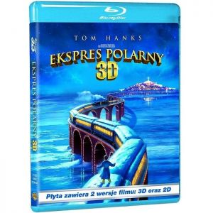 THE POLAR EXPRESS 3D [Imported] (BLU-RAY 3D/2D)