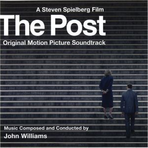 THE POST - ORIGINAL MOTION PICTURE SOUNDTRACK (AUDIO CD)