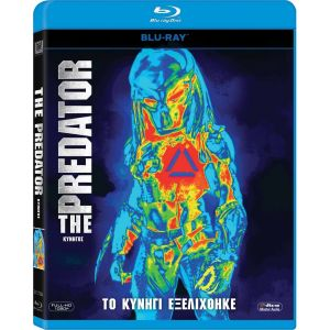 THE PREDATOR [2018] (BLU-RAY)