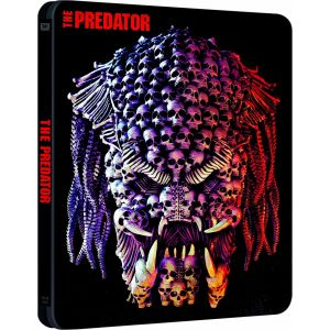 THE PREDATOR [2018] Limited Edition Steelbook (BLU-RAY)
