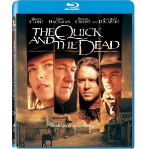 THE QUICK AND THE DEAD - ΓΡΗΓΟΡΟΙ ΚΑΙ ΘΑΝΑΣΙΜΟΙ (BLU-RAY)