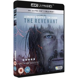 THE REVENANT 4D+2D [Imported] (4K UHD BLU-RAY + BLU-RAY)
