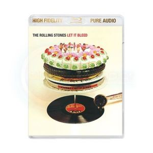 THE ROLLING STONES: LET IT BLEED (BLU-RAY AUDIO)