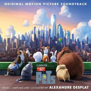 THE SECRET LIFE OF PETS - THE ORIGINAL MOTION PICTURE SOUNDTRACK (AUDIO CD)