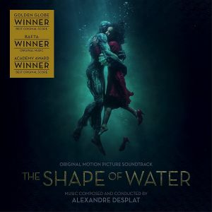 THE SHAPE OF WATER - ORIGINAL MOTION PICTURE SOUNDTRACK (AUDIO CD)