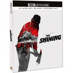 THE SHINING Extended Cut 4K+2D [Imported] (4K UHD BLU-RAY + BLU-RAY)
