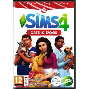 THE SIMS 4: CATS & DOGS - EXPANSION PACK (PC)