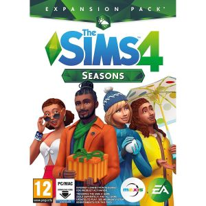THE SIMS 4 - SEASONS Expansion Pack (PC DOWNLOAD)