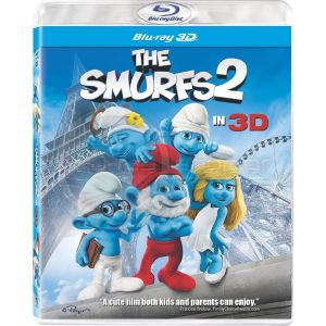 THE SMURFS 2 3D (BLU-RAY 3D) ***SONY EXCLUSIVE***