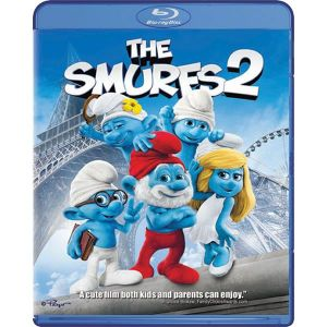 THE SMURFS 2 [4K MASTERED] (BLU-RAY) ***SONY EXCLUSIVE***