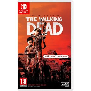 THE TELLTALE SERIES: THE WALKING DEAD - THE FINAL SEASON (NSW)