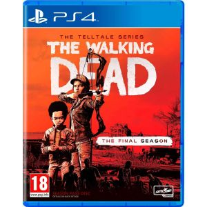 THE TELLTALE SERIES: THE WALKING DEAD - THE FINAL SEASON (PS4)