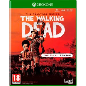 THE TELLTALE SERIES: THE WALKING DEAD - THE FINAL SEASON (XBOX ONE)
