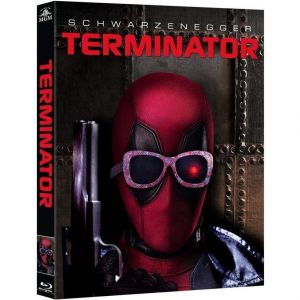 THE TERMINATOR [Imported] Deadpool Collection (BLU-RAY)