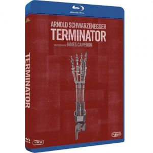 THE TERMINATOR [Imported] Illustrated Cover Art (BLU-RAY)