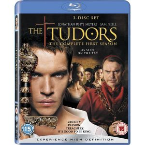 THE TUDORS: THE COMPLETE FIRST SEASON - THE TUDORS: ΠΡΩΤΟΣ ΚΥΚΛΟΣ (BLU-RAY)