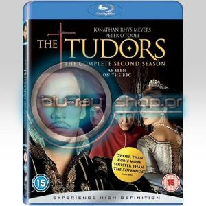 THE TUDORS: THE COMPLETE SECOND SEASON (BLU-RAY)