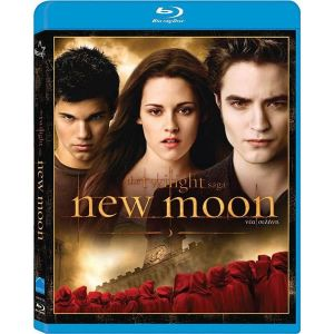 THE TWILIGHT SAGA: NEW MOON - ΝΕΑ ΣΕΛΗΝΗ (2 BLU-RAYs)
