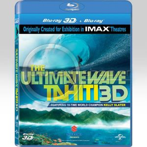 THE ULTIMATE WAVE TAHITI 3D (BLU-RAY 3D/2D)