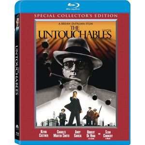THE UNTOUCHABLES Special Collector's Edition - ΟΙ ΑΔΙΑΦΘΟΡΟΙ Special Collector's Edition (BLU-RAY)