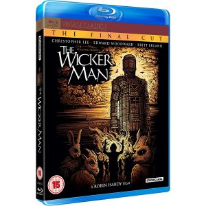 THE WICKER MAN [1973] The Final Cut [Imported] (2 BLU-RAY + 1 CD)