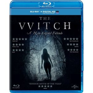 THE WITCH - THE VVITCH (BLU-RAY)
