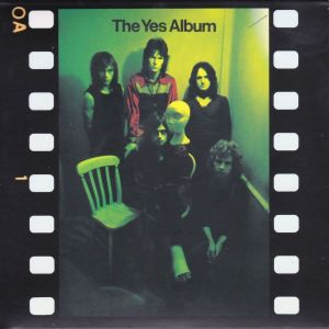 THE YES ALBUM (BLU-RAY AUDIO + AUDIO CD)