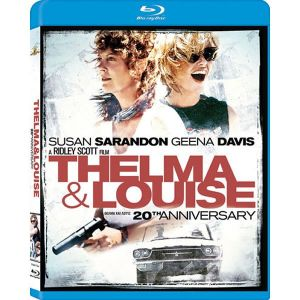THELMA & LOUISE - ΘΕΛΜΑ ΚΑΙ ΛΟΥΙΖ 20th ANNIVERSARY (BLU-RAY)