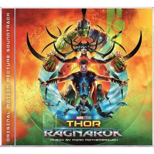 THOR: RAGNAROK - ORIGINAL MOTION PICTURE SOUNDTRACK (AUDIO CD)