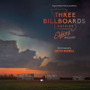 THREE BILLBOARDS OUTSIDE EBBING, MISSOURI - ORIGINAL MOTION PICTURE SOUNDTRACK (AUDIO CD)