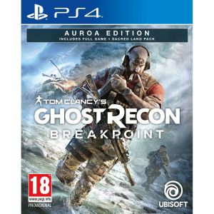 TOM CLANCY'S GHOST RECON: BREAKPOINT AUROA DAY 1 Edition (PS4)