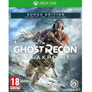 TOM CLANCY'S GHOST RECON: BREAKPOINT AUROA DAY 1 Edition (XBOX ONE)
